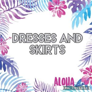 Dresses & Skirts - Dresses and Skirts!